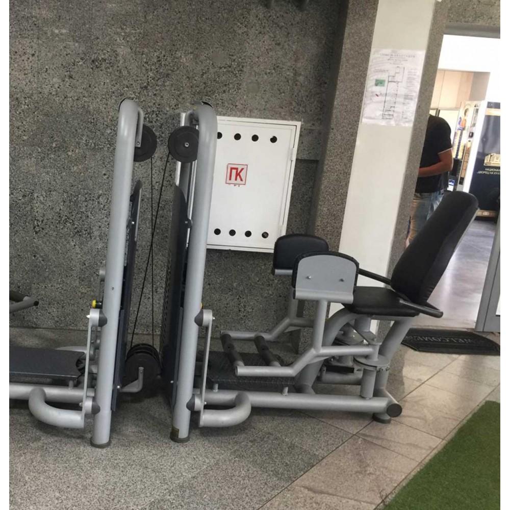 Abducator - фитнес уред за стягане външната част на бедрата